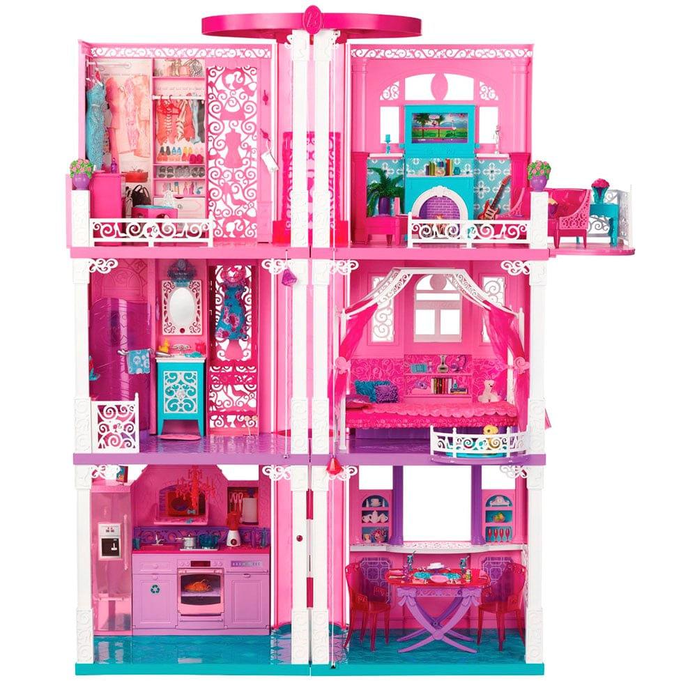Casa de la barbie mattel miscelandia - Arreglar la casa de barbie ...