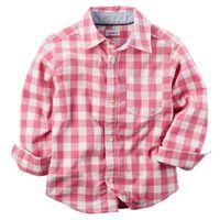 carters-carter-s-primavera-verano-kids-ropa-225G284-212212-tallas-18M-camisas-ninos-niños-cuadros-bebes-primavera-ropa