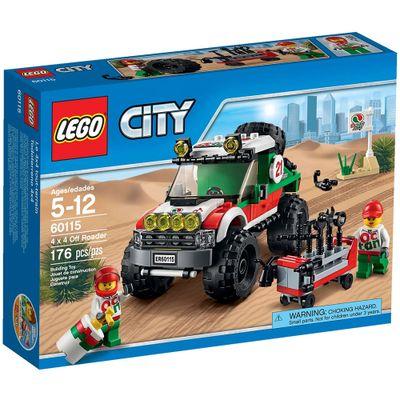 lego-city-todoterreno-4-x-4-60115