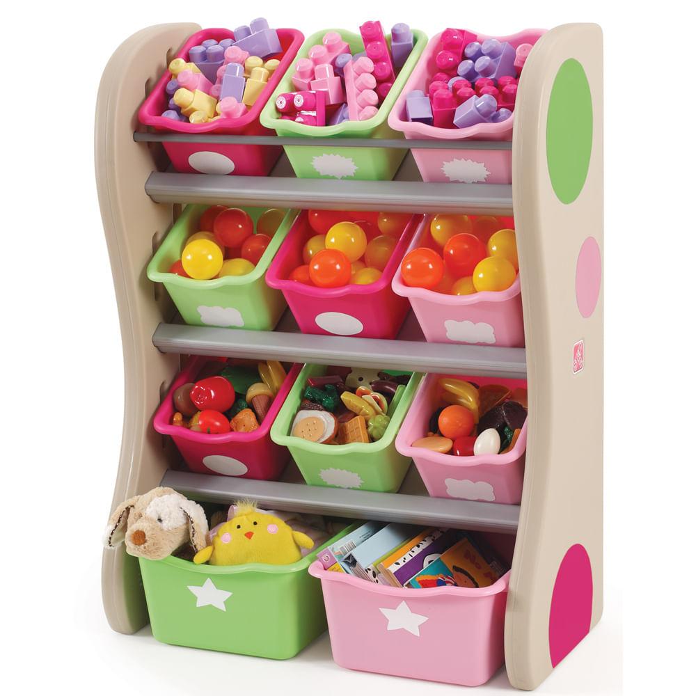 Organizador de juguetes step 2 miscelandia - Organizador de juguetes ...