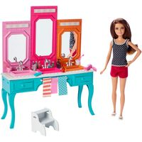 muñeca-barbie-hermanas-set-tocador-mattel-dgx44