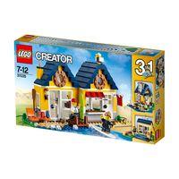 lego-creator-cabaña-de-playa-31035