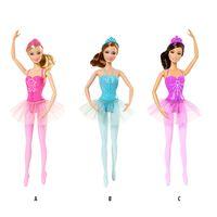 muneca-barbie-bailarina-mattel-cff42