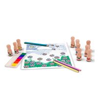 set-de-arte-sellos-melissa-and-doug-2306