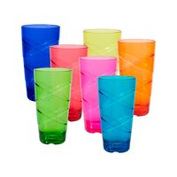set-de-8-vasos-acrilico-CIR08MULT-creative-bath