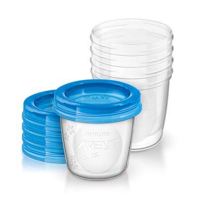 set-5-vasos-almacenamiento-de-leche-SCF61905-avent