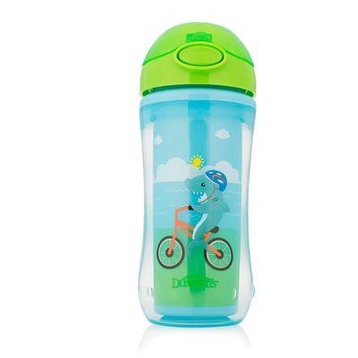 vaso-azul-con-boquilla-verde-10-oz-dr-brown-TC01003P6V