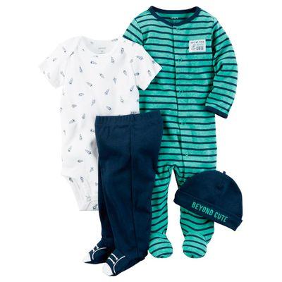set-de-pijama-de-4-piezas-carters-126G584