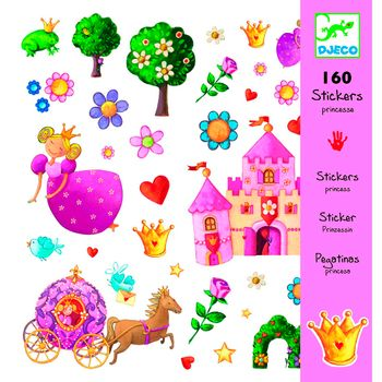 stickers-princesa-margarita-djeco-DJ08830