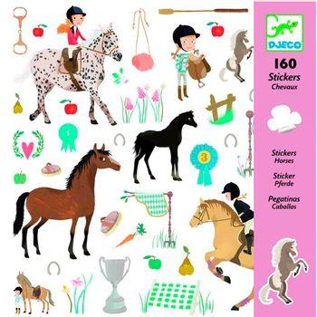 stickers-caballos-djeco-DJ08881