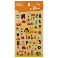 stickers-food-collection-iwako-38075
