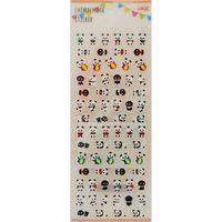 stickers-pandas-iwako-5346
