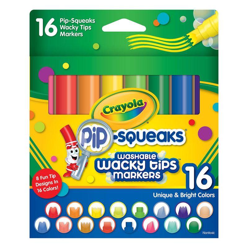 crayolas-crayones-pip-squeaks-588709-58-8709-pequenos-pequeños-marcadores-puntas-variadas-207438