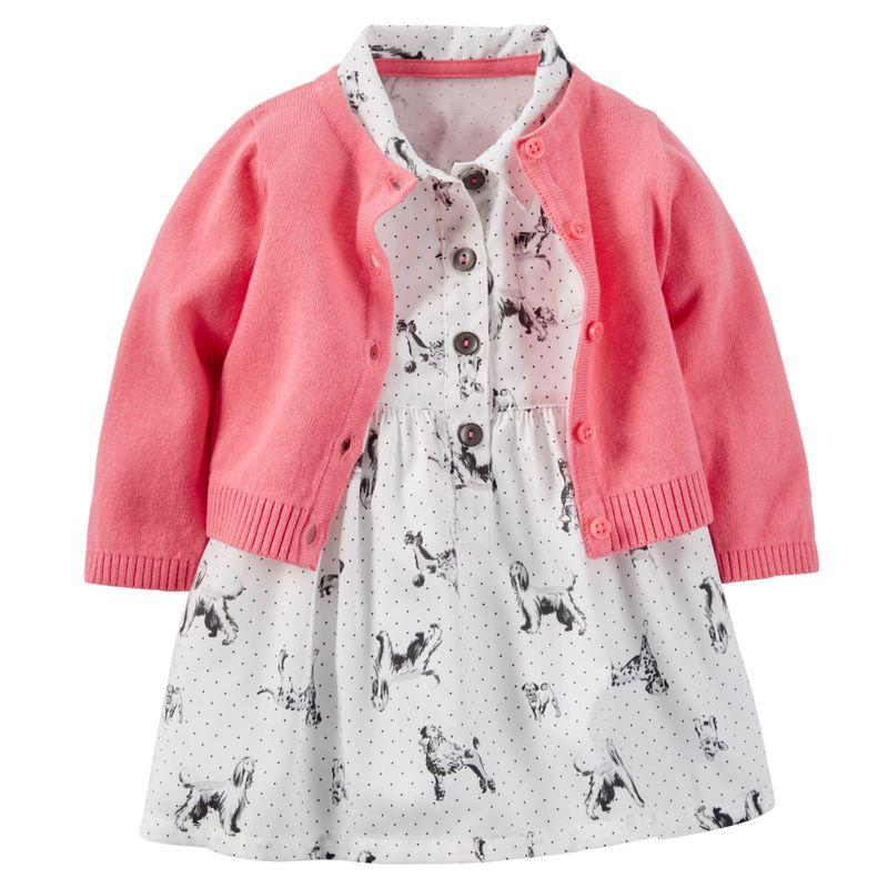 vestidos-ninas-niñas-carters-carter-s-ropa-bebes-babies-dress-tallas-meses-sueter-saco-6m-210203-121g027