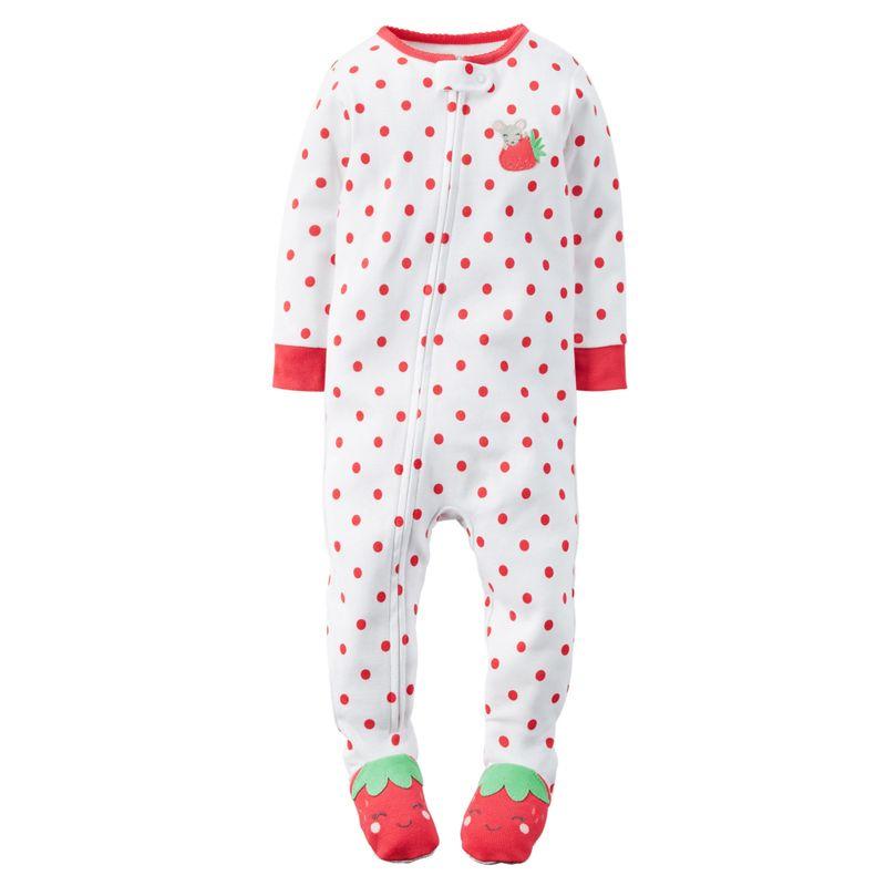 pijama-pyjama-piyama-meses-carters-carter-s-otoño-fall--descansar-dormir-tallas--puntos-fresas-ninas-niñas-18m-211400-331g061
