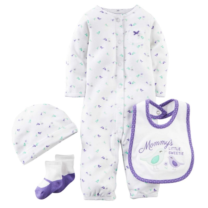 pijama-pyjama-piyama-meses-carters-carter-s-otoño-fall--descansar-dormir-tallas-gorros-ninas-niñas-baberos-medias-3m-209625-121d638