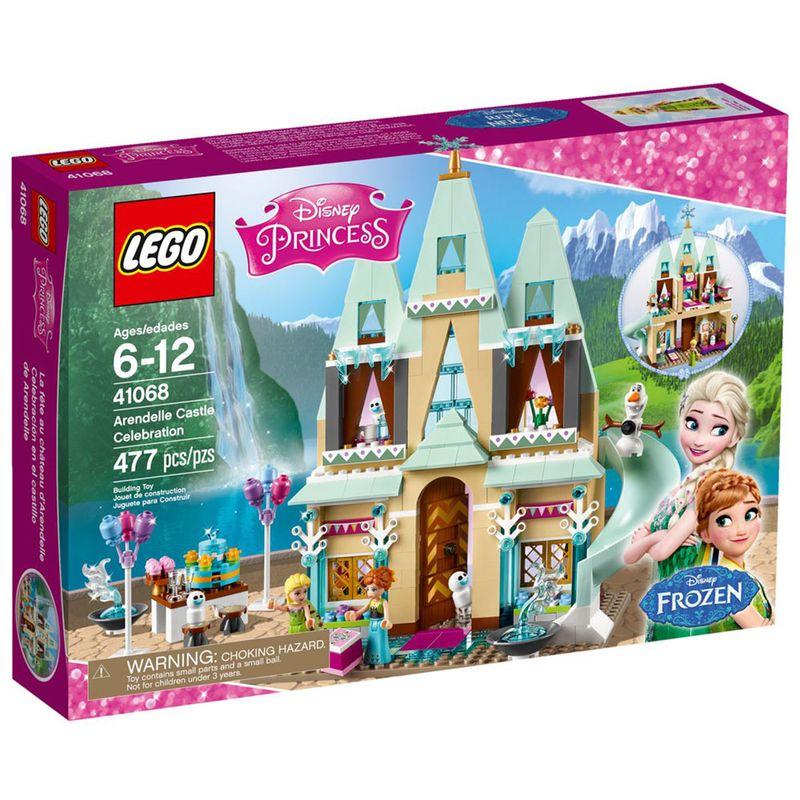 lego-frozen-celebracion-en-el-castillo-de-arendelle-le41068