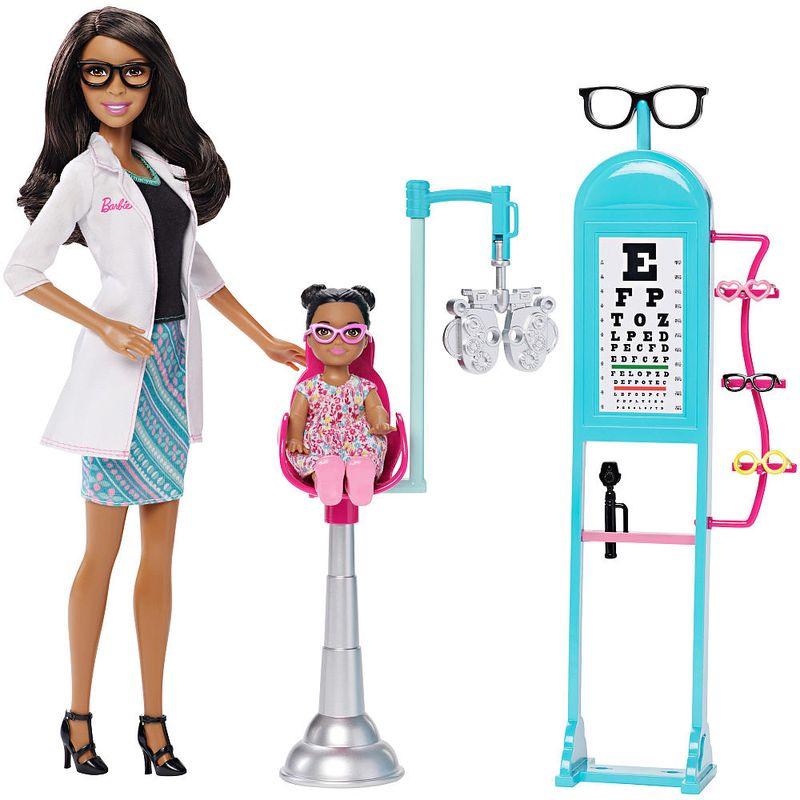 muñeca-barbie-oftalmologa-mattel-ckj73