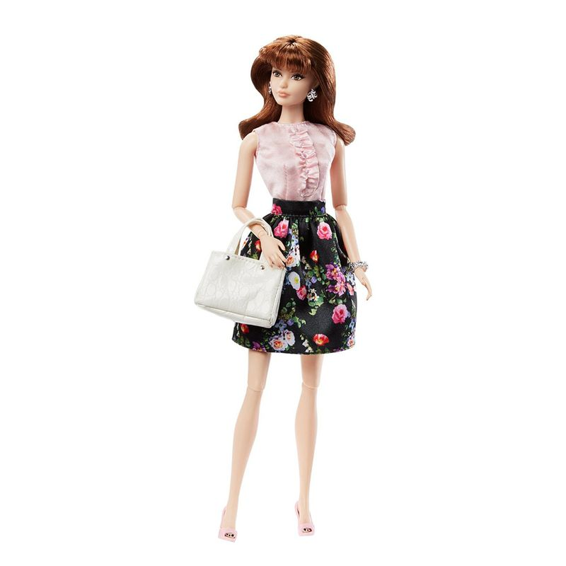 muñeca-barbie-the-look-mattel-dgy08