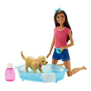 muñeca-barbie-mascota-mattel-dhb67