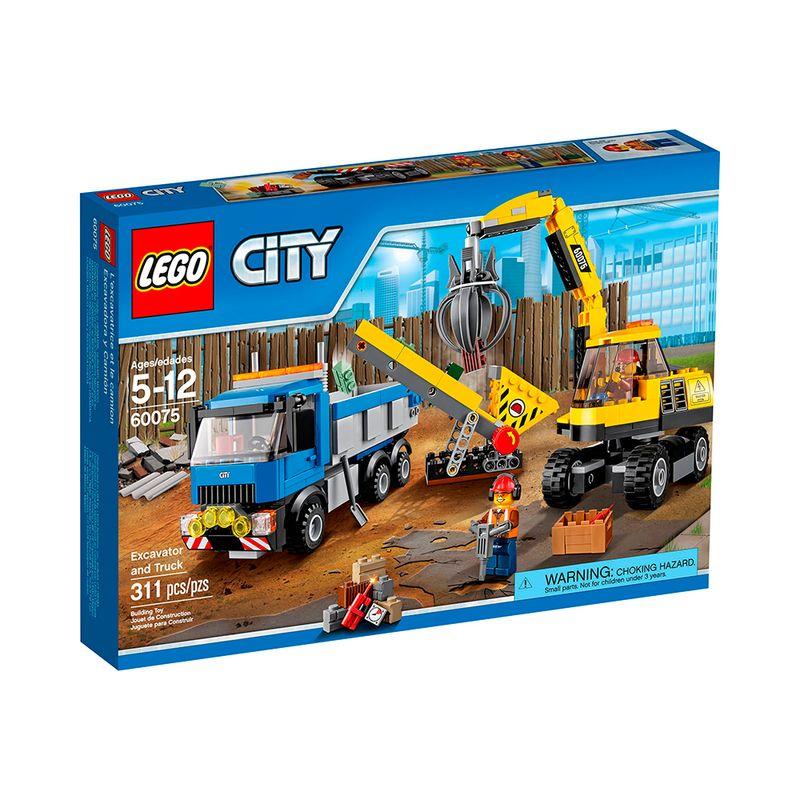 lego-city-excavadora-y-camion-60075