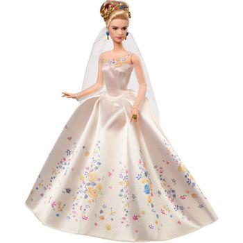 muneca-barbie-cinderella-mattel-cgt55