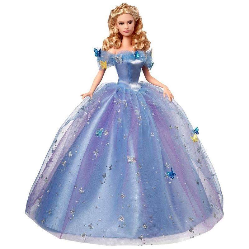 muneca-barbie-cinderella-mattel-cgt56