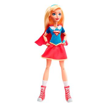 muneca-superheroe-super-girl-mattel-dlt63