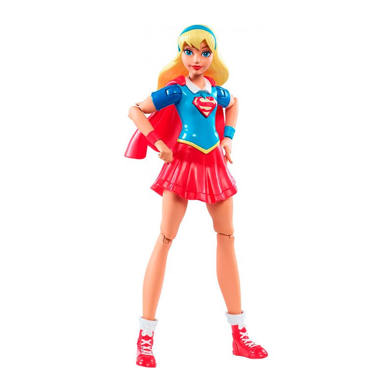 muneca-superheroe-super-girl-mattel-dmm34