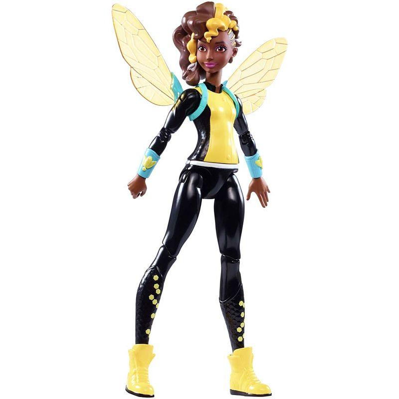 muneca-superheroe-bumblebee-mattel-dmm37