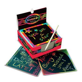 set-mini-notas-color-arcoiris-melissa-and-doug-md5945