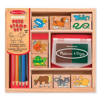 set-de-arte-sellos-y-colores-melissa-and-doug-md9363