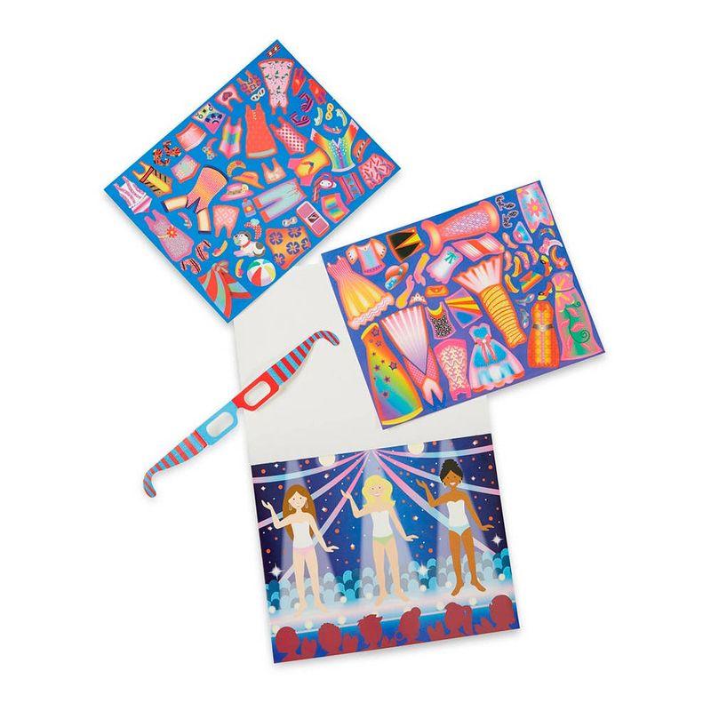 set-de-arte-stickers-3d-reusables-ciudad-melissa-and-doug-md9374