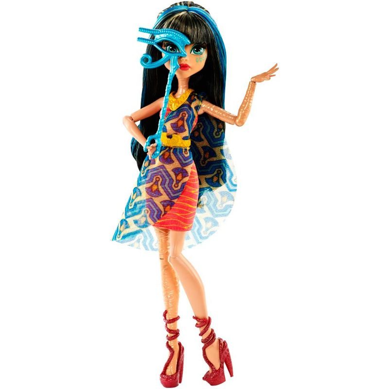 muneca-monster-high-cleo-de-nile-mattel-dnx20