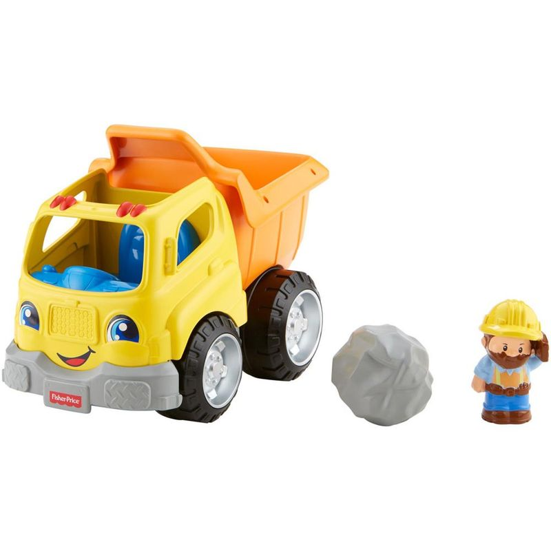 camion-volqueta-little-people-fisherprice-dft45