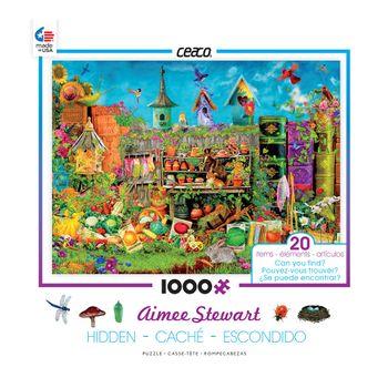 rompecabeza-in-the-garden-ceaco-cea33861