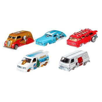 hot-wheels-coleccion-cultura-pop-the-peanuts-mattel-DLB45