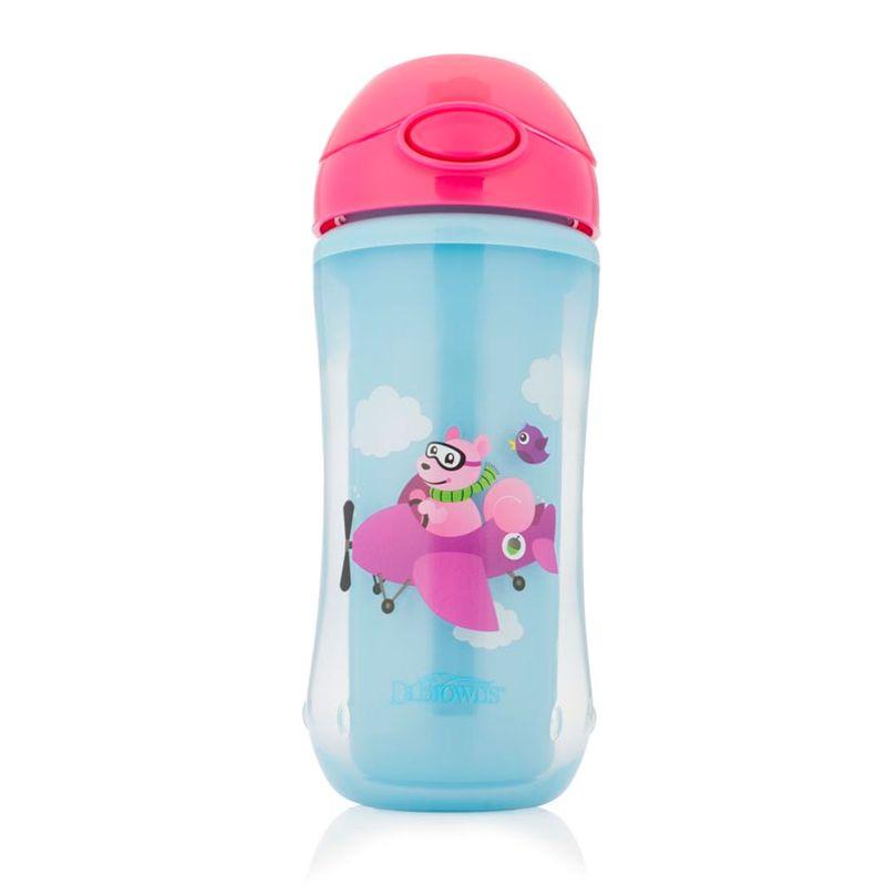 vaso-azul-con-boquilla-rosada-10-oz-dr-brown-TC01003P6
