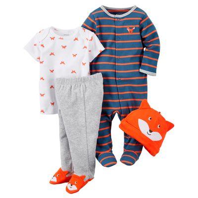 set-de-pijama-de-4-piezas-carters-126G355
