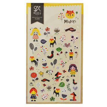 stickers-midori-iwako-2002
