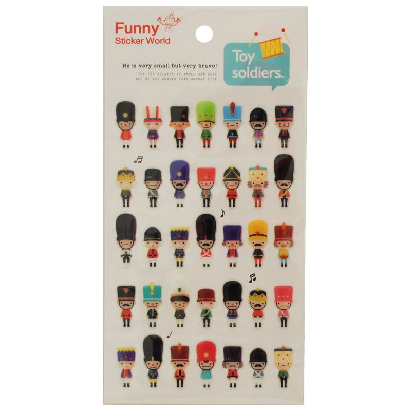stickers-toy-soldiers-iwako-39904