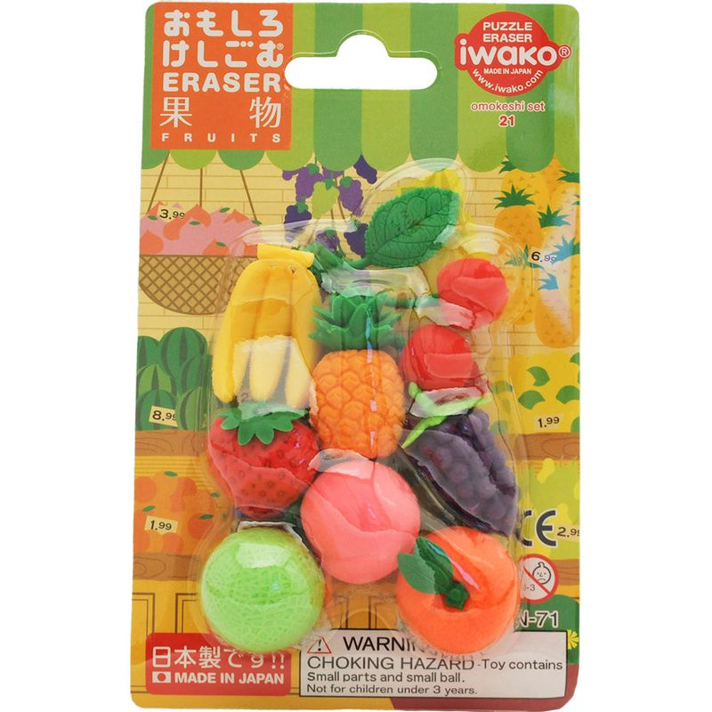 set-borradores-fruits-iwako-ERBRI024