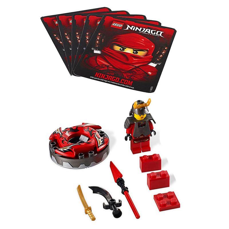 LEGO NINJAGO SAMURAI X LEGO - miscelandia