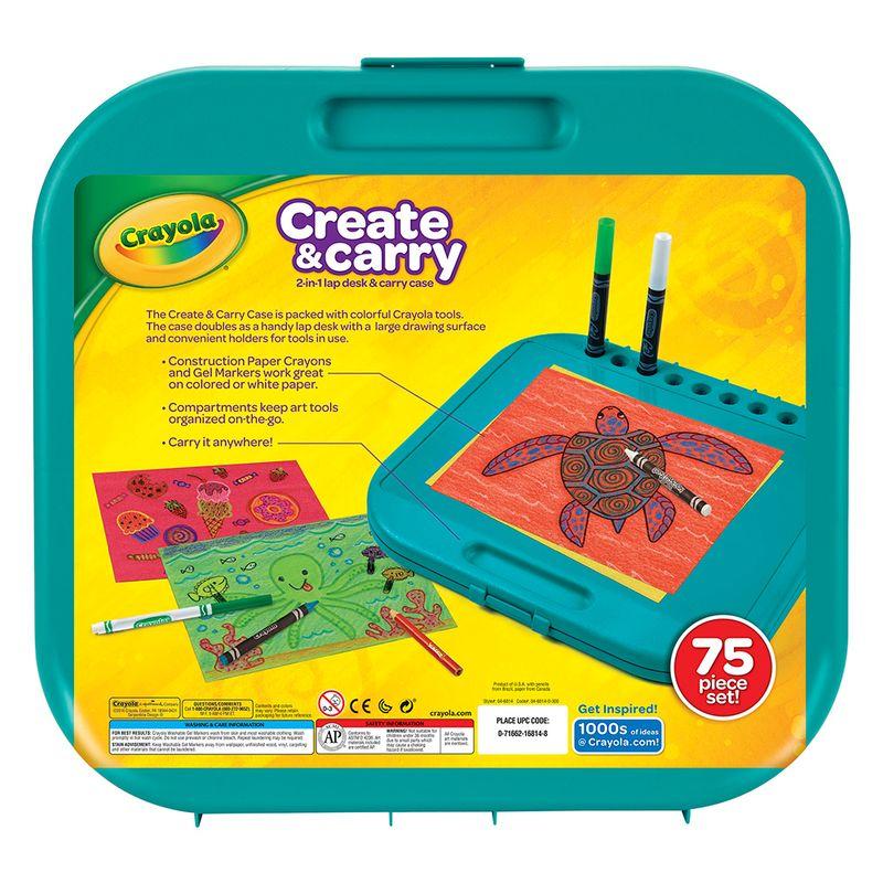 estuche-accesorios-para-pintar-verde-crayola-046814V