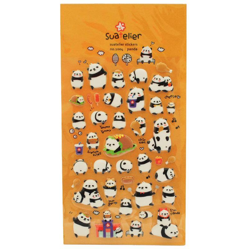 stickers-panda-iwako-iw1004