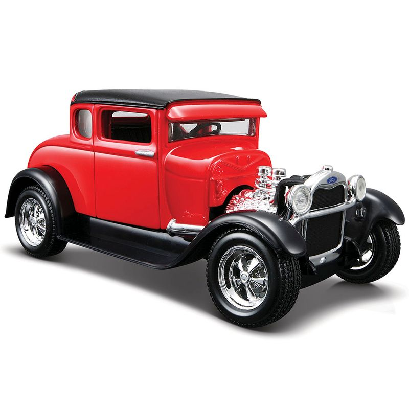 carro-coleccion-1929-ford-model-a-maisto-31201