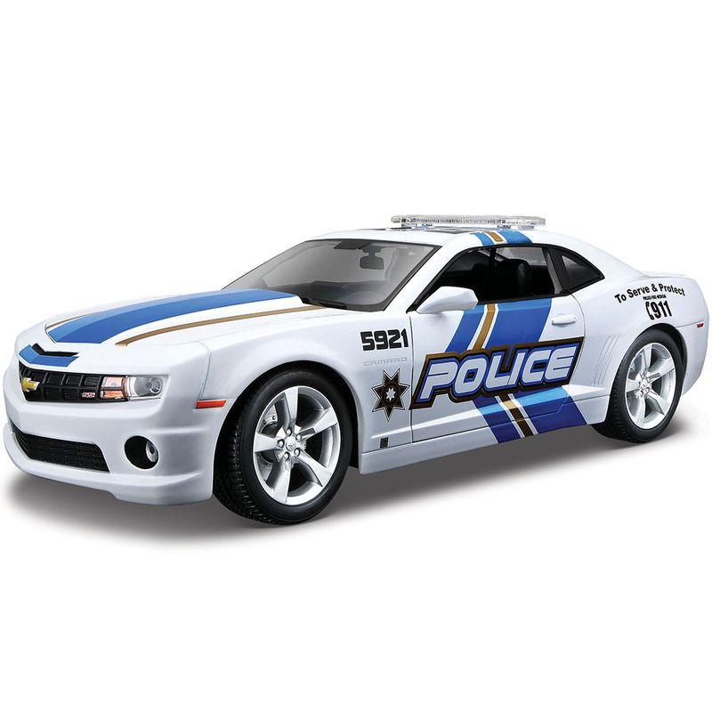 carro-coleccion-2010-chevrolet-camaro-ss-rs-police-maisto-31208