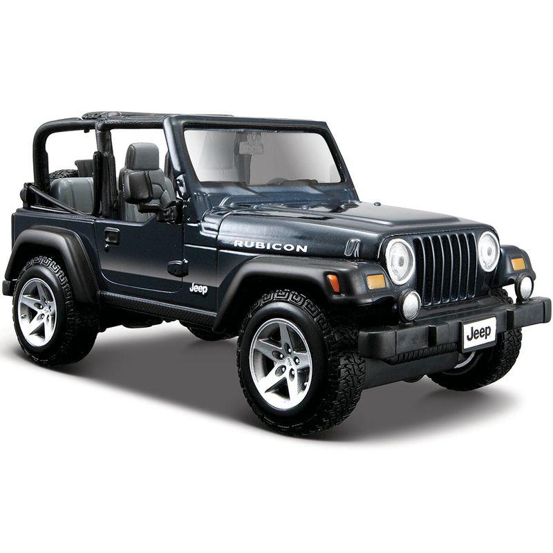 vehiculo-coleccion-jeep-wrangler-rubicon-maisto-31245