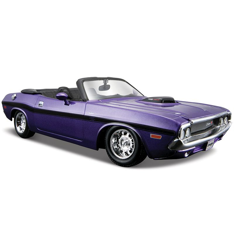 carro-coleccion-1970-dodge-challenger-rt-convertible-maisto-31264
