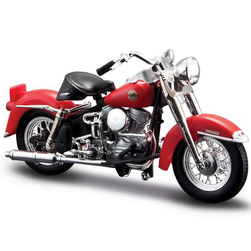 moto-coleccion-harley-davidson-1958-flh-duo-glide-maisto-31360AG1